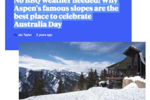 Australia Day in Nine.com.au