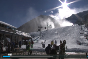 ITV's Good Morning Britain visits Aspen, CO