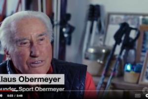 Skiing's 96-year-old genius inventor – CNN
