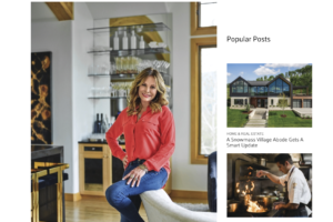 Aspen Magazine – Mrs. Fields Shares Her Tips For Success In The Kitchen And In Life