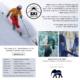 Ski with Kim and artist Aaron Zuplo