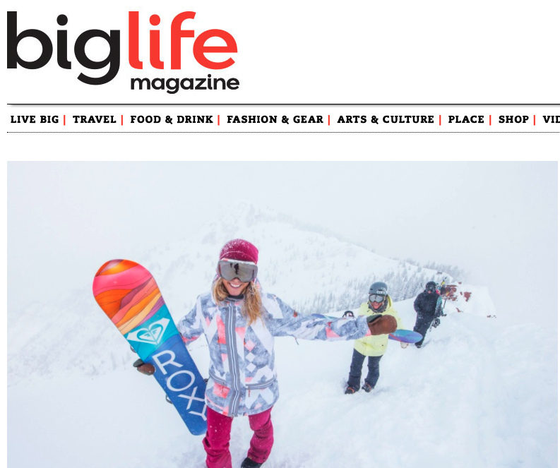 BigLife – Spring Break in Aspen